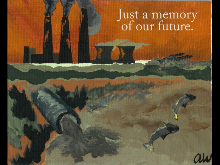 A Polluted World - Just a Memory of our Future - Global ...
